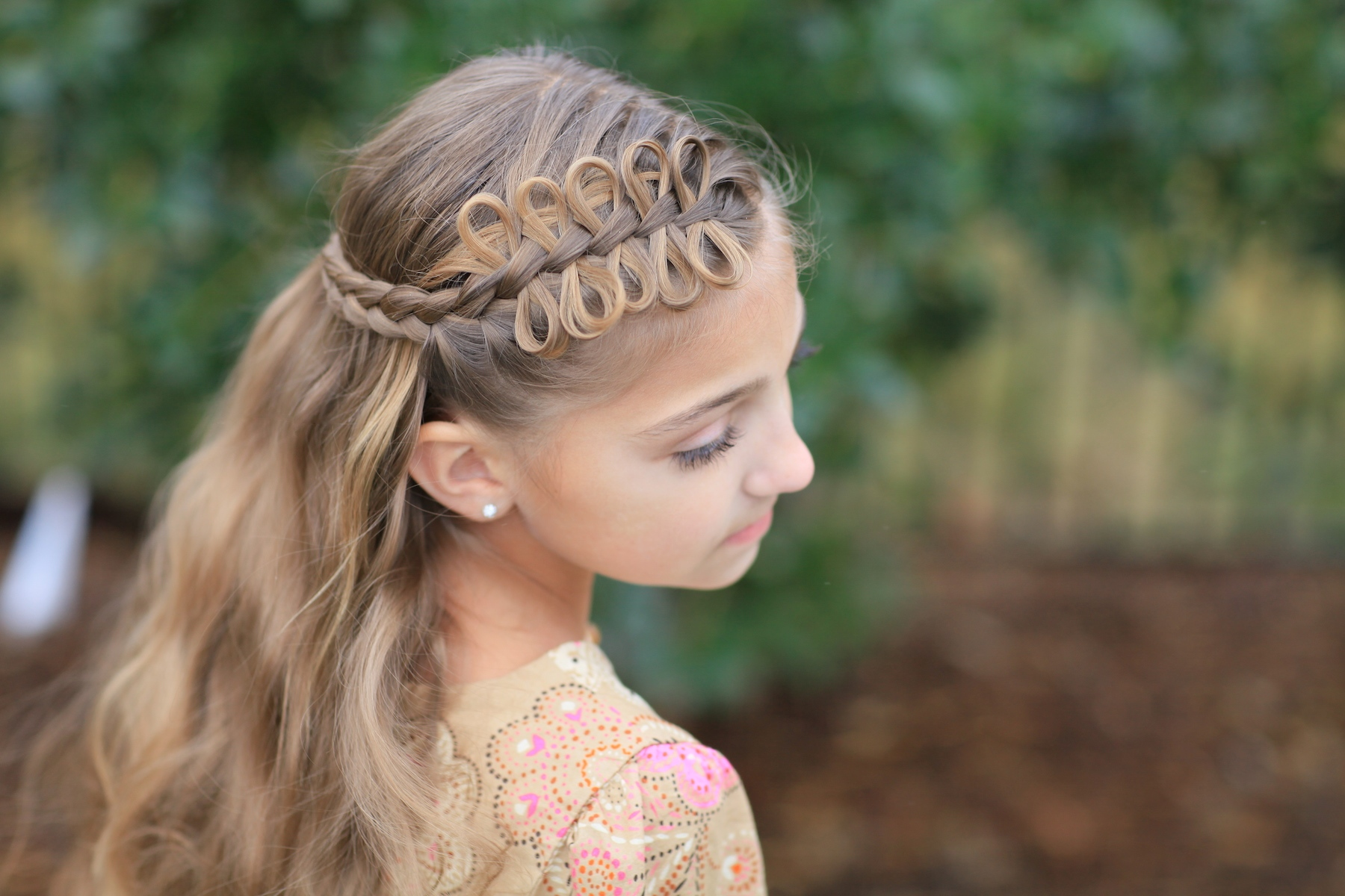 Prime 25 Little Girl Hairstyles You Can Do Yourself Short Hairstyles Gunalazisus