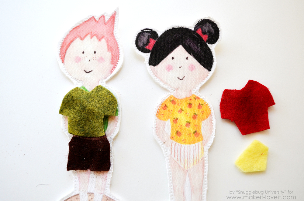 Fabric printable dress up dolls make it and love it bloglovin so i like to make little felt underwear to put on the dolls so that the clothes stick better i sew around the edges just as i did with the dolls pronofoot35fo Choice Image