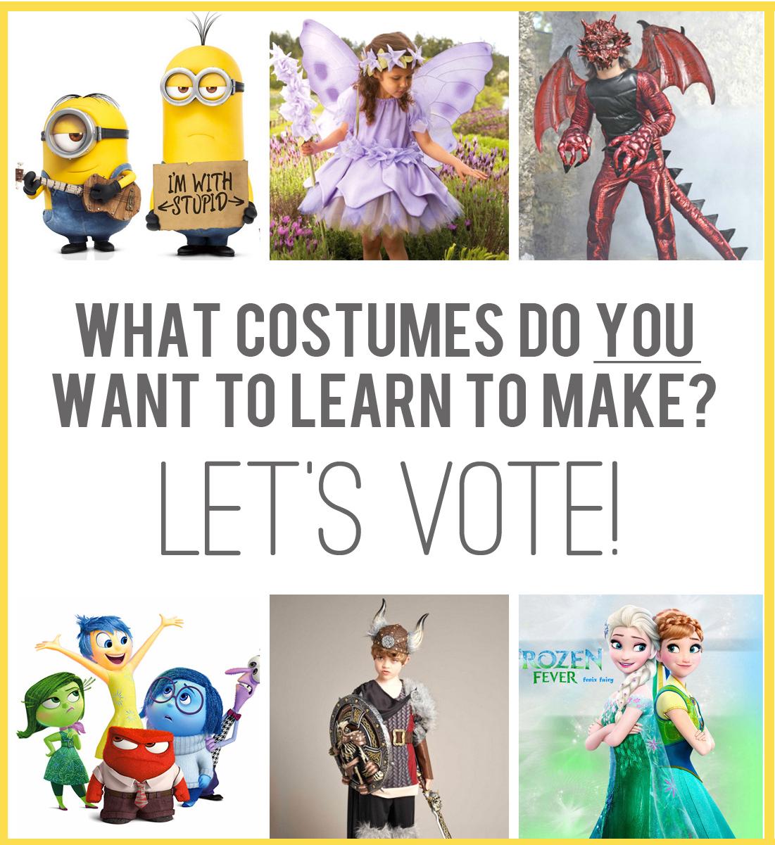 costume vote