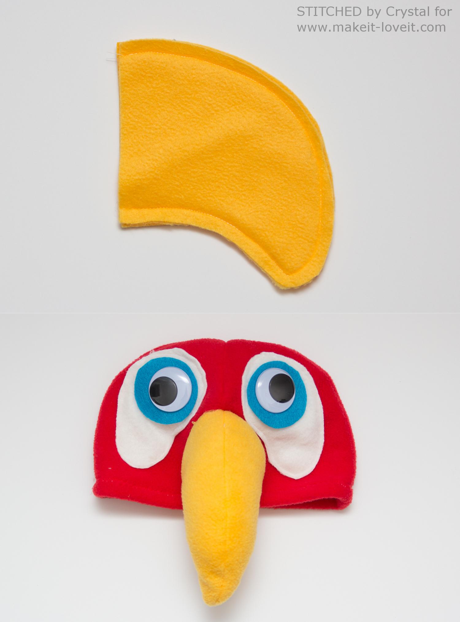 tutorial hat