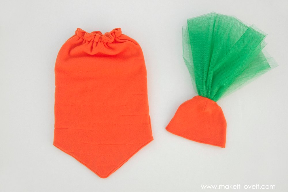 How To Make A Vegetable Costume For Kids Diy carrot costume ...fun for ...