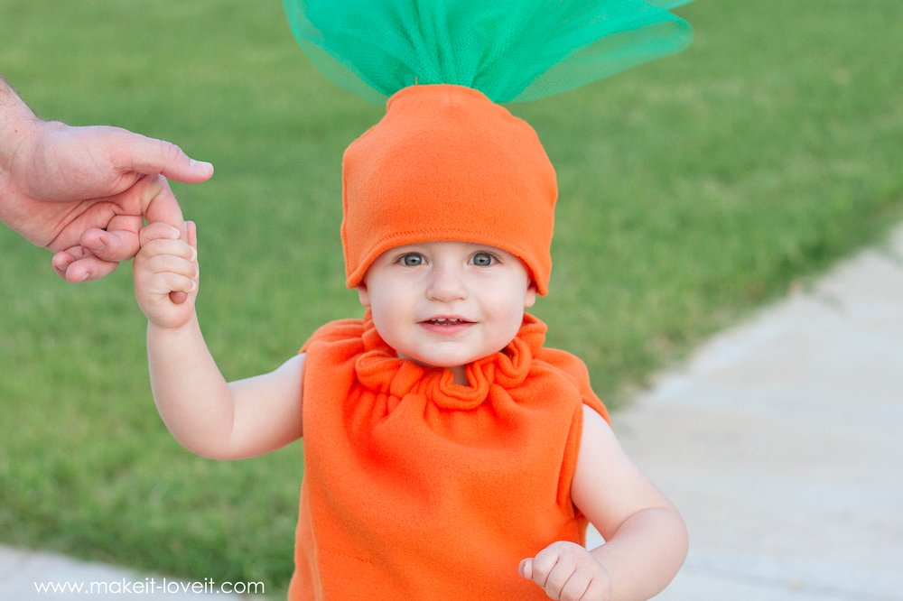 Diy Carrot Costumefun For Any Age  sc 1 st  Meningrey & Carrot Baby Costume - Meningrey