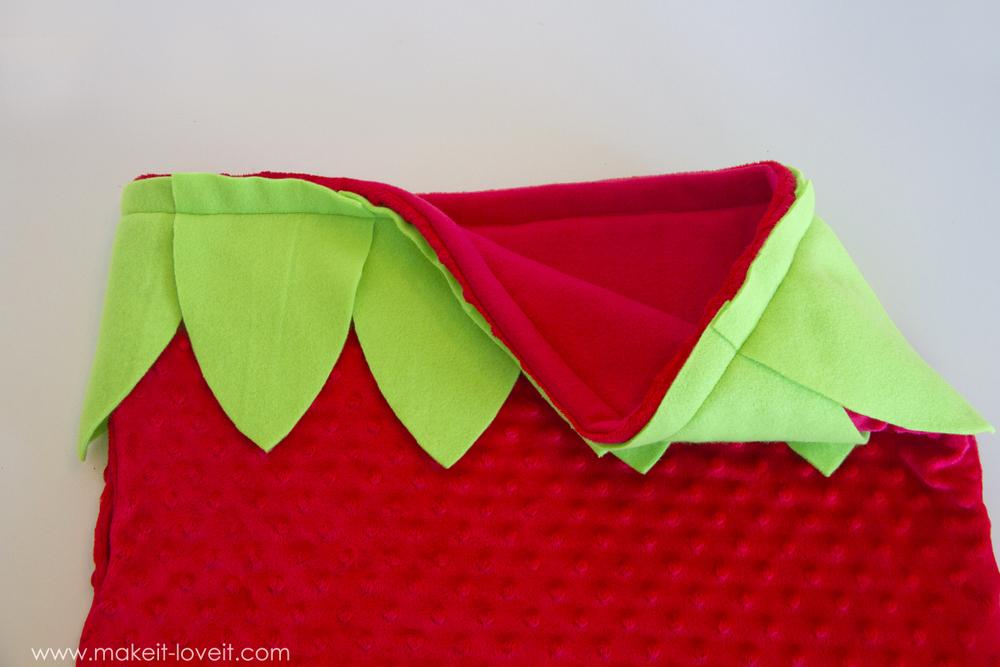 DIY Strawberry Costume 23