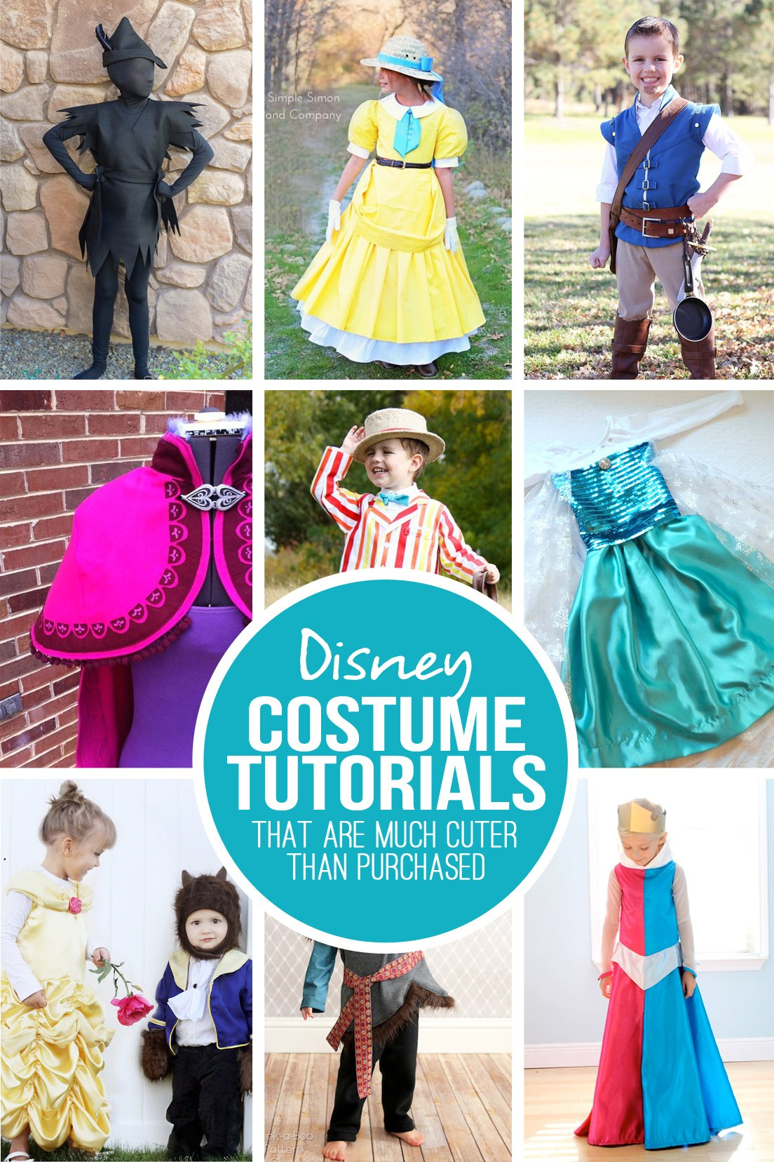 28 diy disney costume tutorialsat are much cuter than purchased 28 diy disney costume tutorialsat are much cuter than store bought solutioingenieria Images