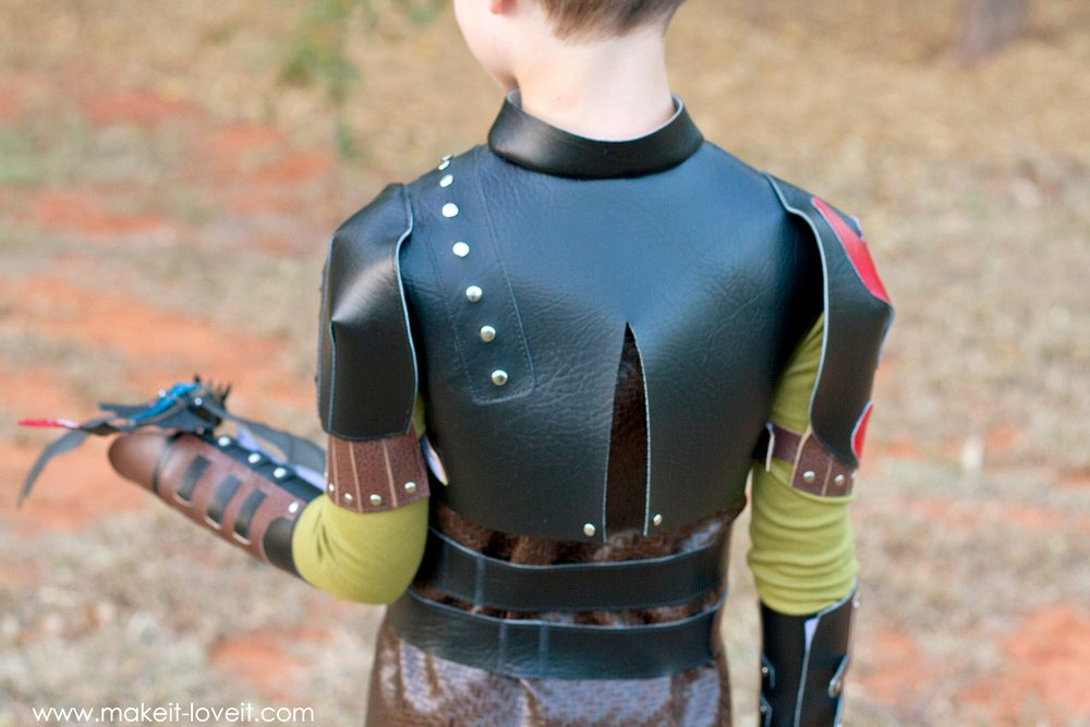 """DIY Hiccup Costume…from """"How To Train Your Dragon 2 ..."""