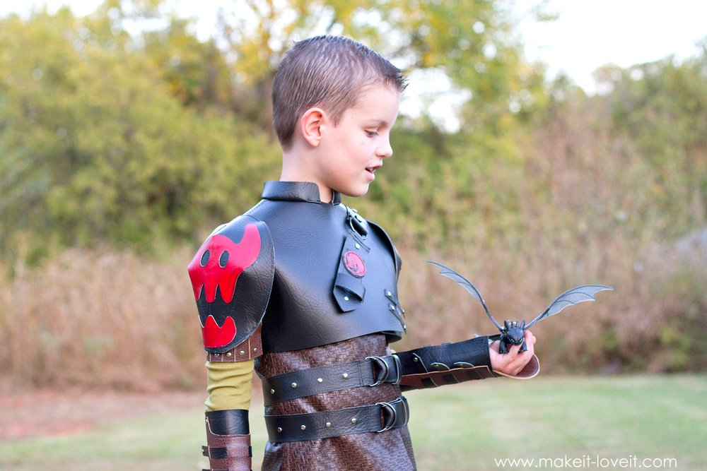 "Hiccup Costume...from ""How To Train Your Dragon 2"" 