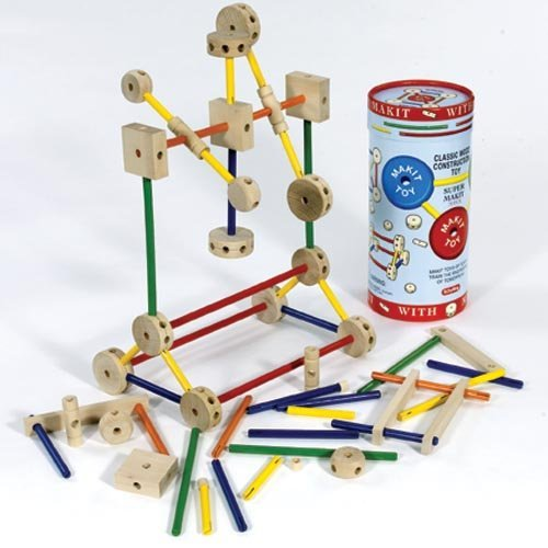 Best Tinker Toys For Kids : Gift guide retro toys to love all over again