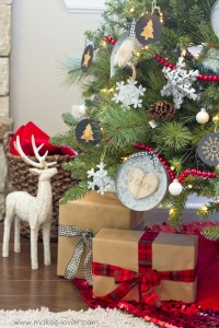 "Christmas ""Dream Tree"" Challenge --- Metal & Wood 