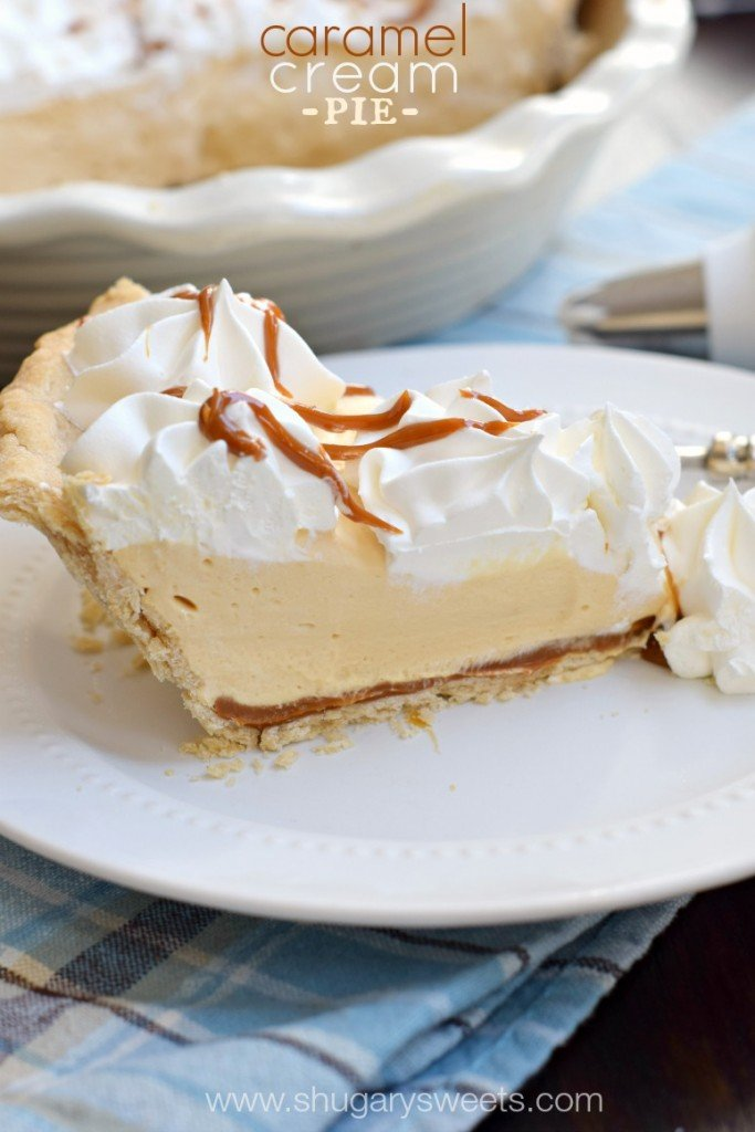 40 of the BEST Pie Recipes for Thanksgiving! | Make It and Love It