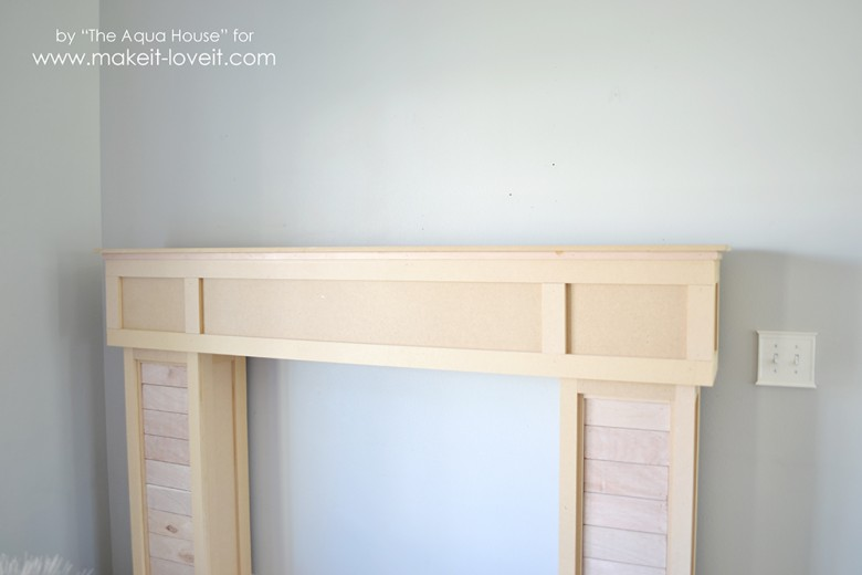 faux fireplace and mantle (52)
