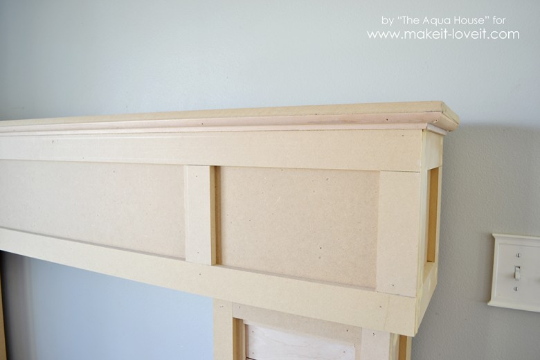 faux fireplace and mantle (55)