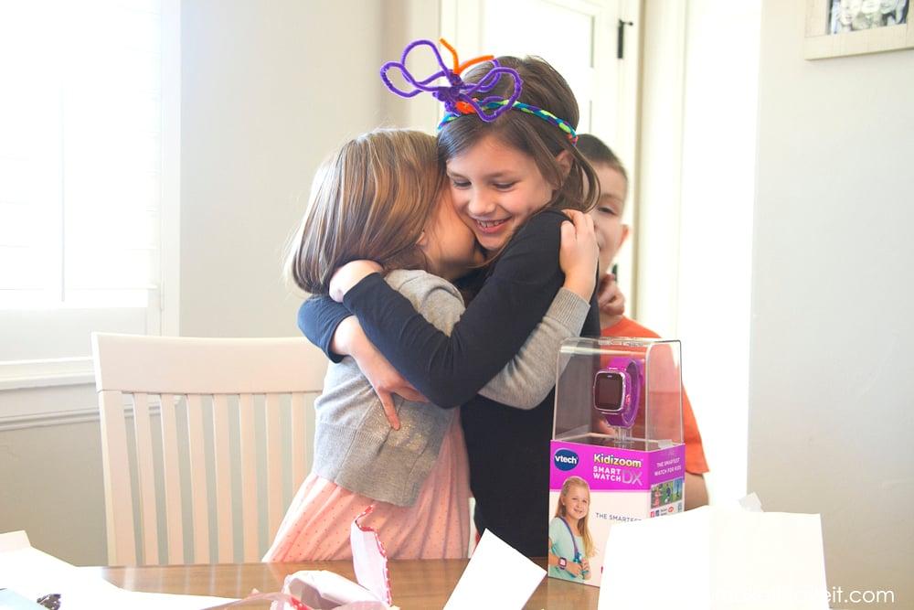 …a 9th birthday, pet bunnies, and Christmas!