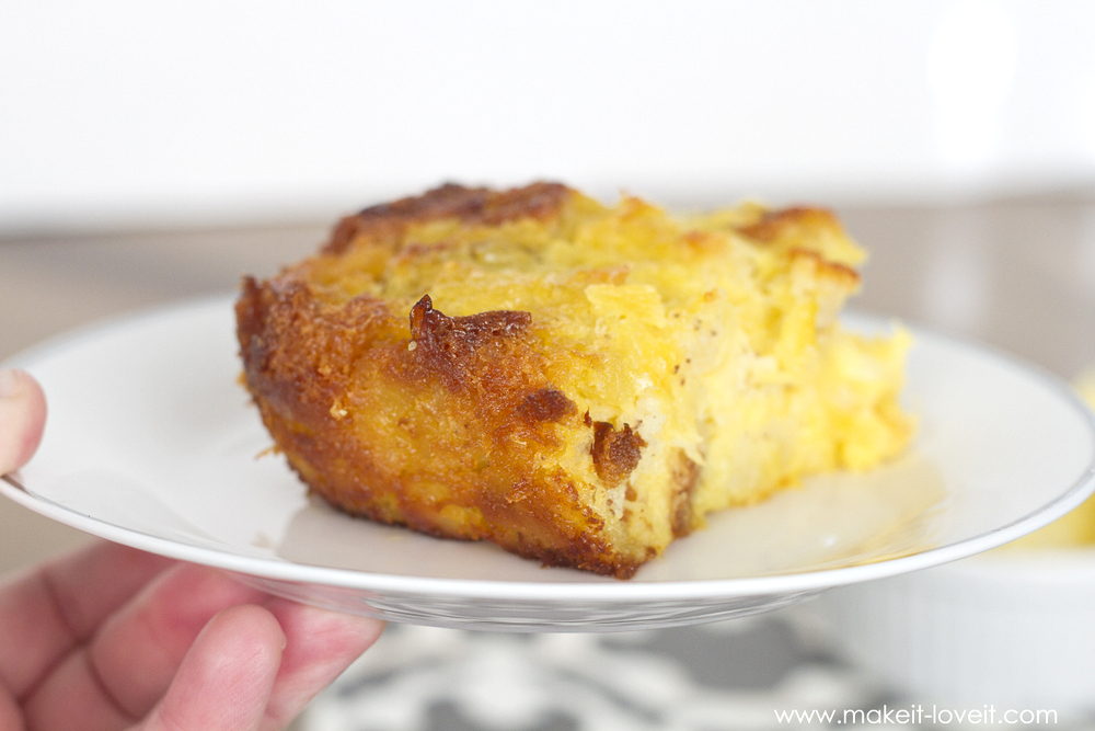 sweet pineapple strata so simple and yummy gluten free