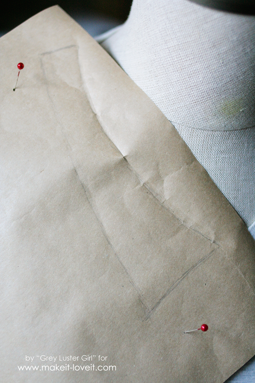 Leather Collar Shirt Refashion (4)