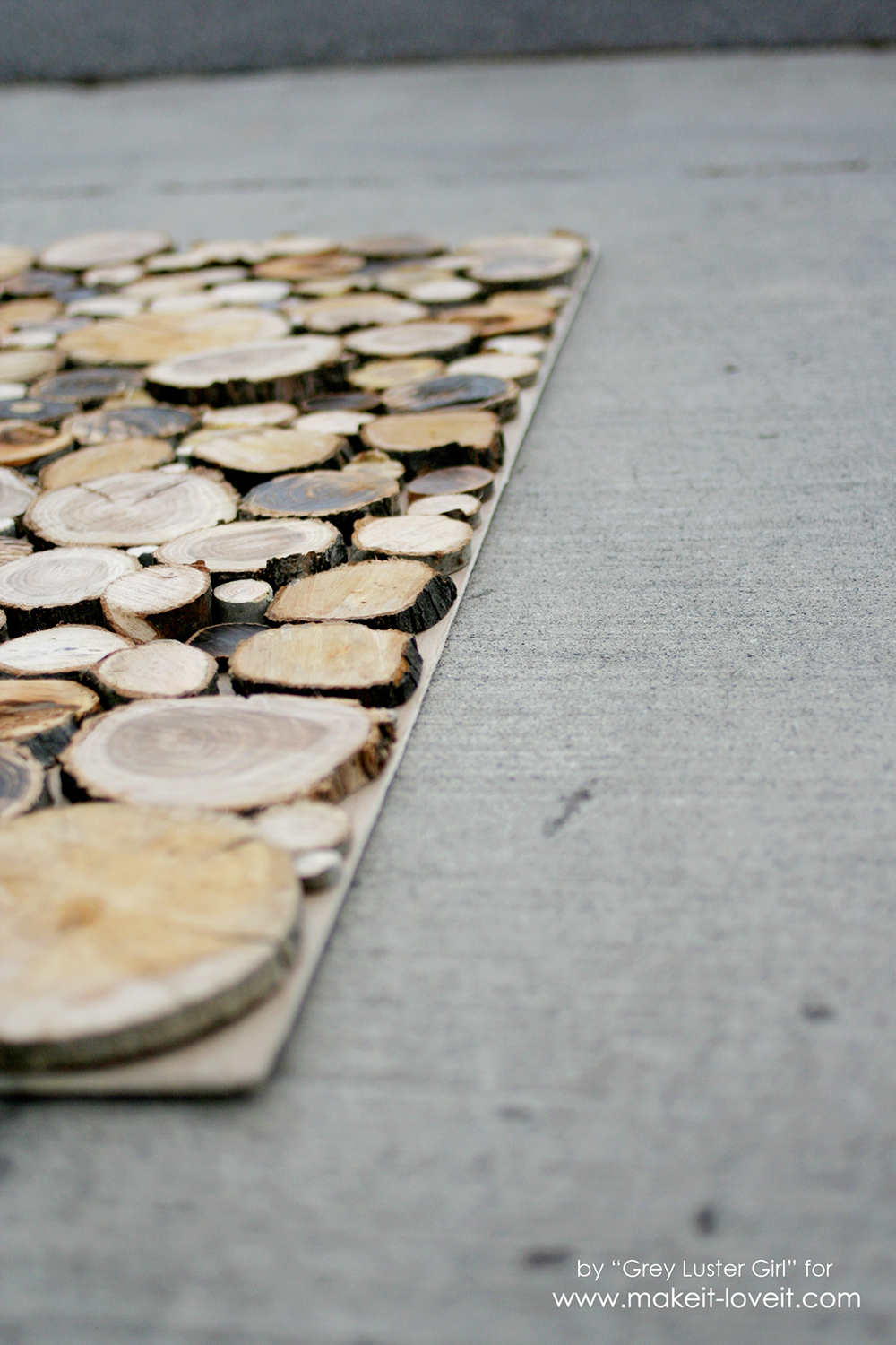 Make Your Own Wood Slice Backdrop (10)
