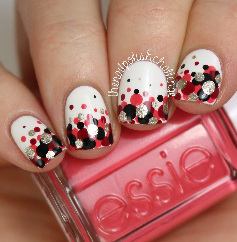 Love Nail Art: {21} Crazy Cute Valentine's Day NAIL ART IDEAS!