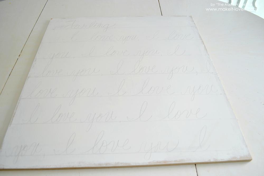 knock off darling I love you sign (7)