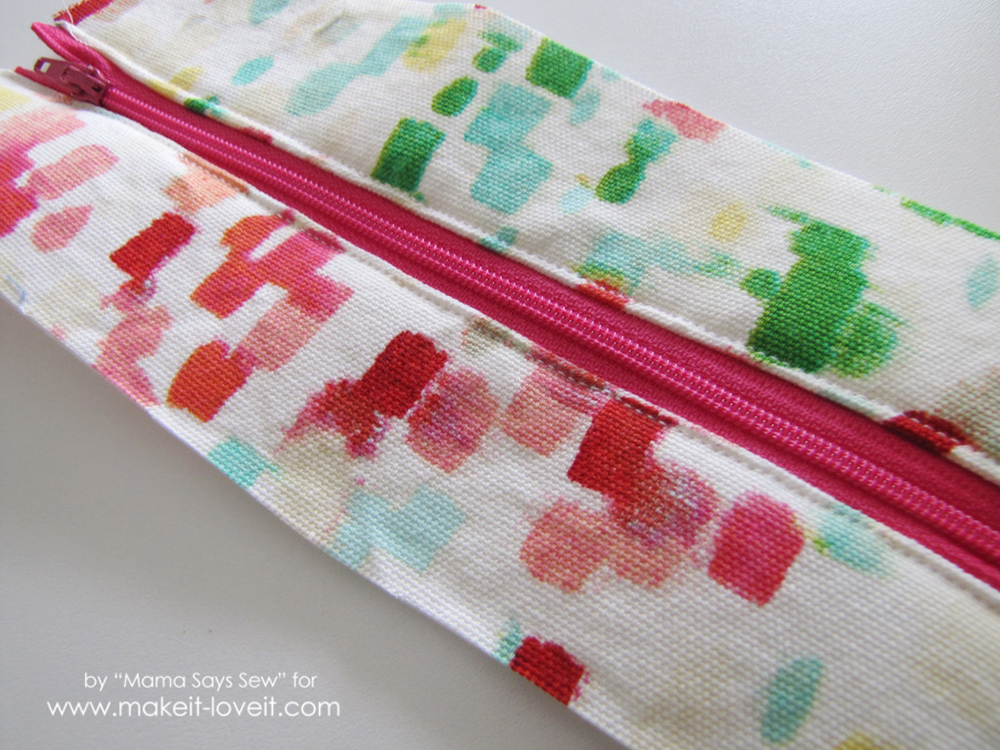 Easy bunny purse tutorial - perfect for Easter (9)