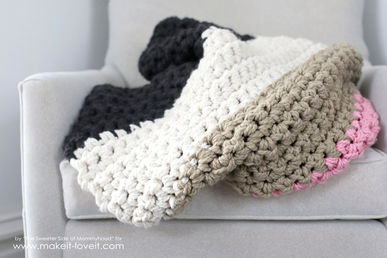 Craft It Yourself Blanket