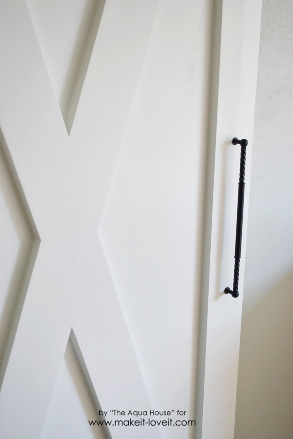 super simple barn door tutorial (1)