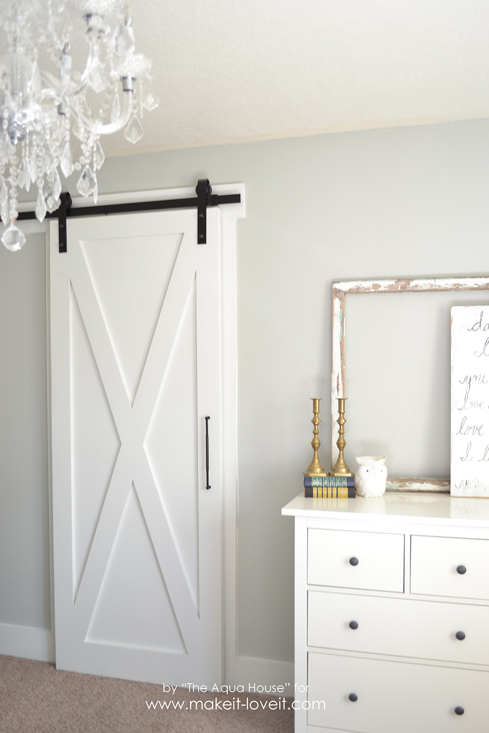 super simple barn door tutorial (4)