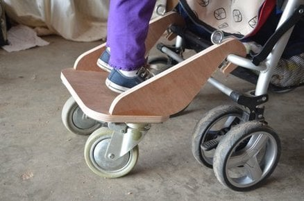 25 Life Changing Stroller Hacks Every Parent Should See