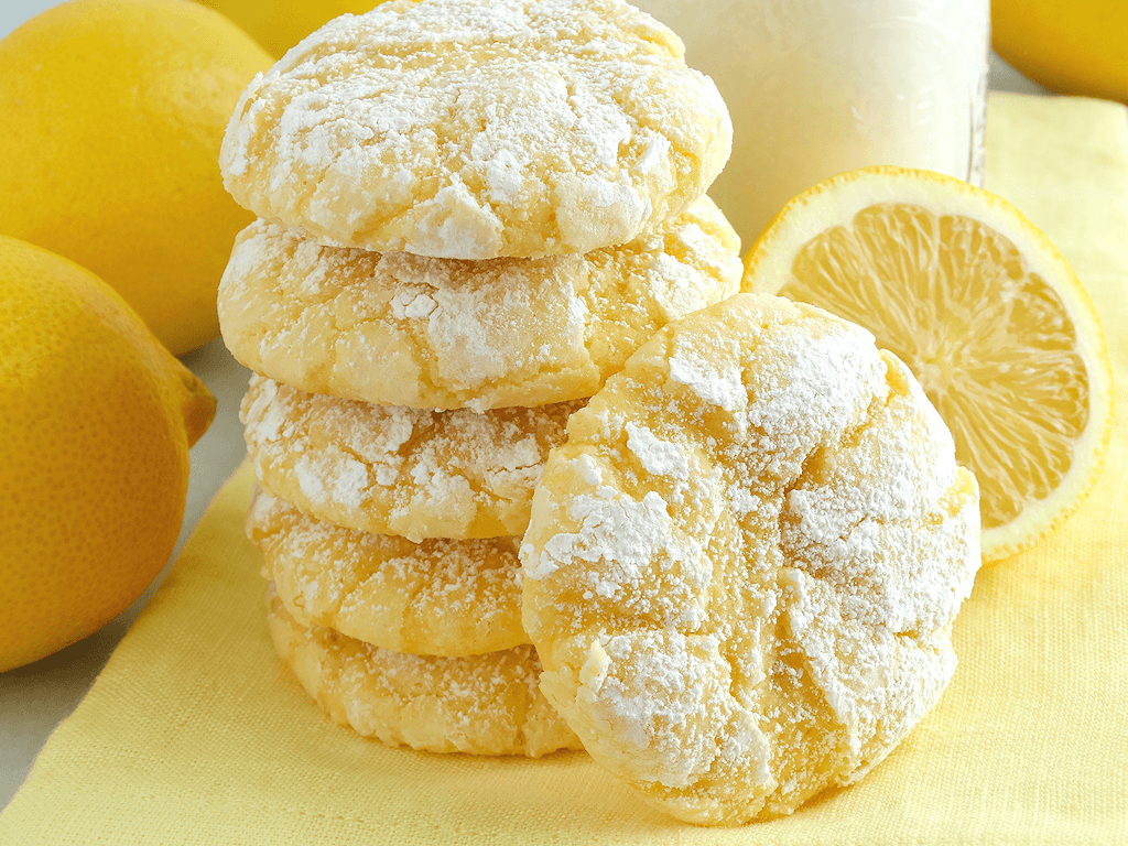 Lemon desserts 1