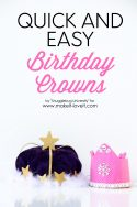 Quick and easy birthday crowns from embroidery hoops (1)