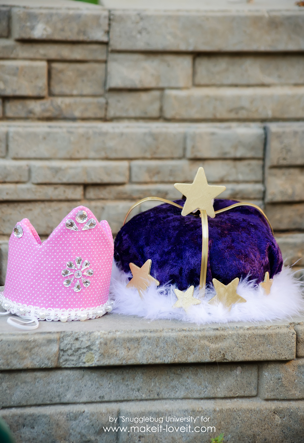 Quick and easy birthday crowns from embroidery hoops (5)