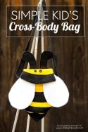 Simple Kid's Cross-body bag
