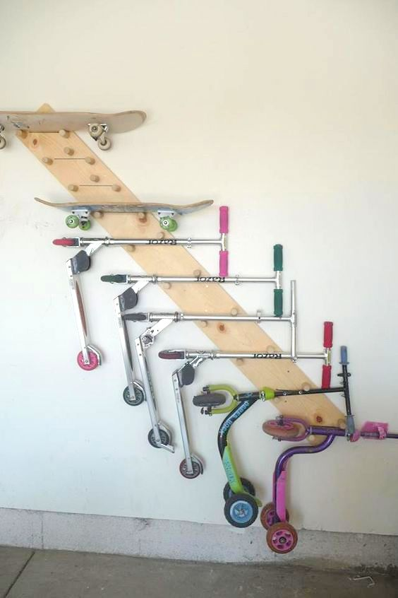 31 Garage Organization Ideas...to whip yours into SHAPE ...