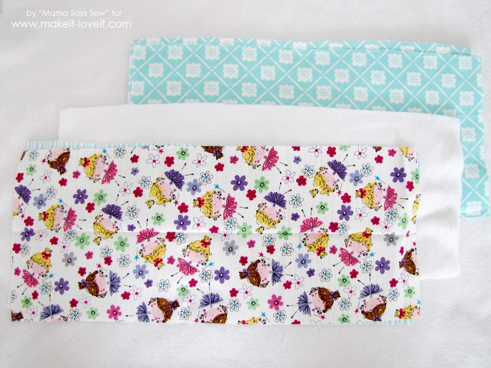 sew a fabric photo album (1)