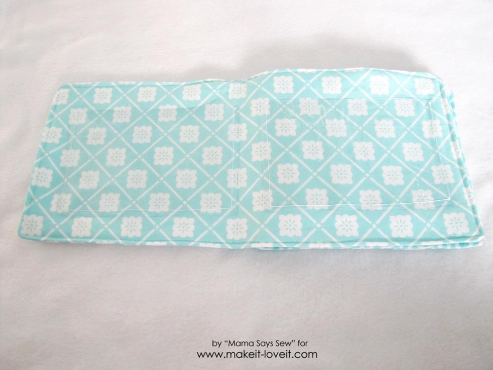 sew a fabric photo album (12)