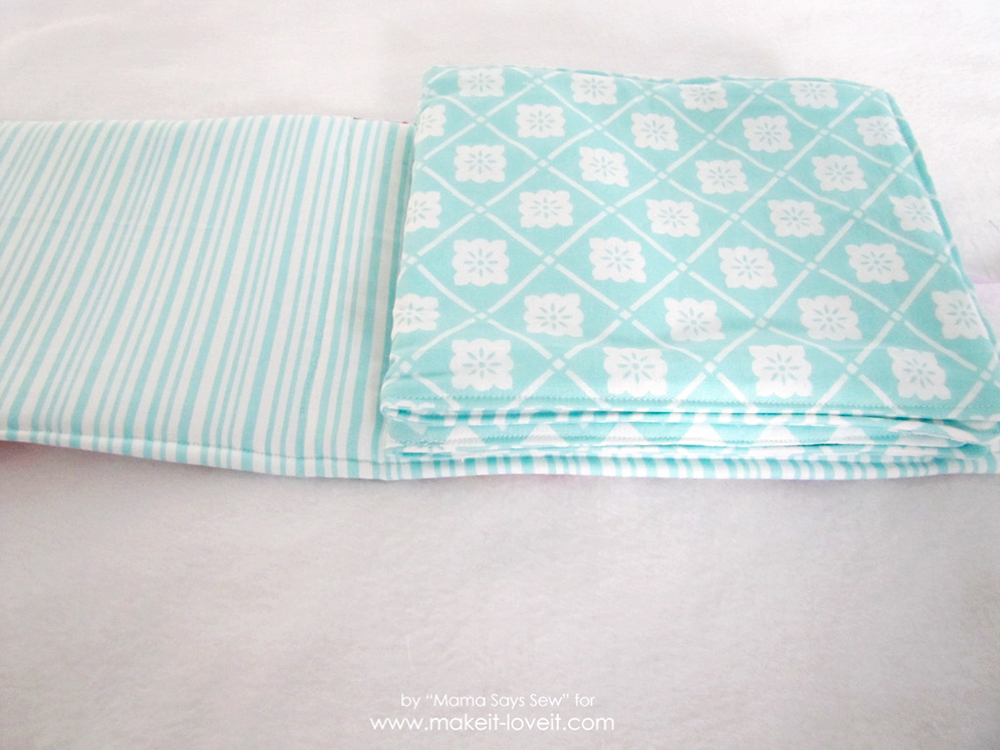 sew a fabric photo album (14)