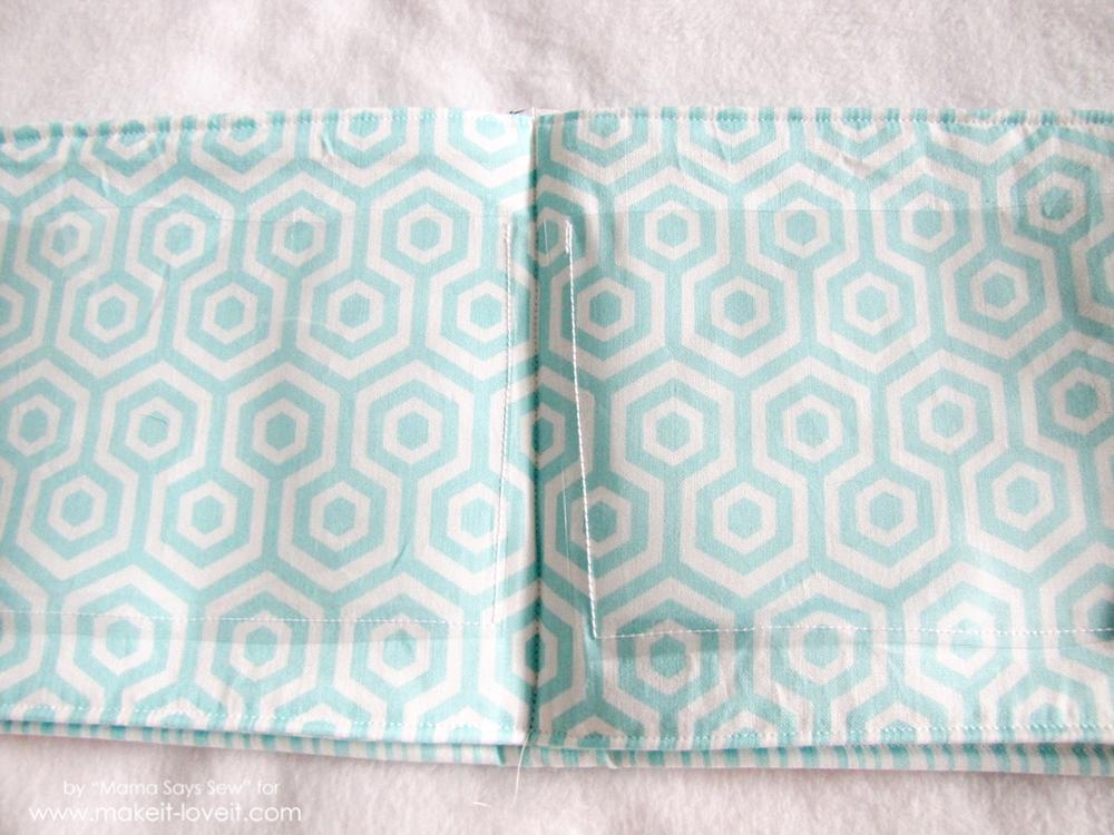 sew a fabric photo album (15)