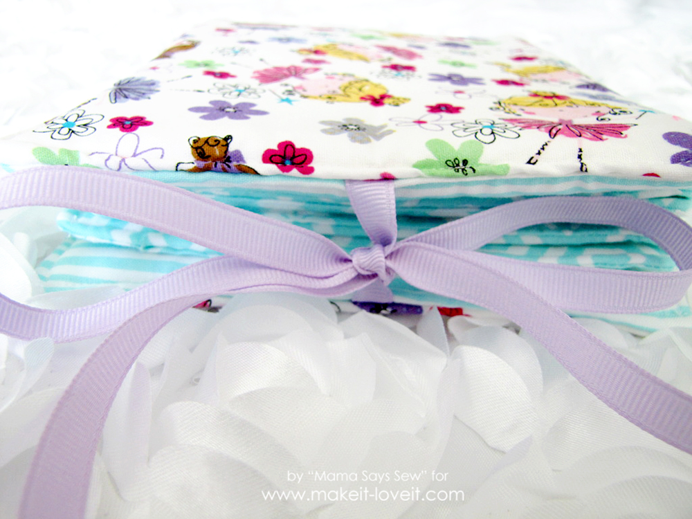 sew a fabric photo album (19)