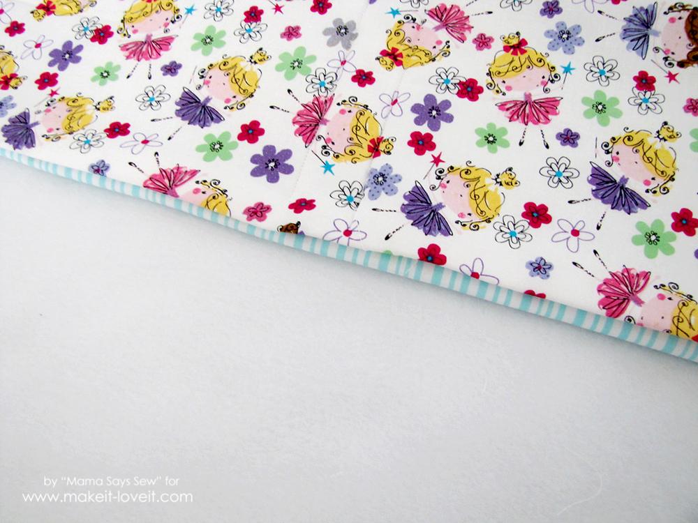 sew a fabric photo album (8)