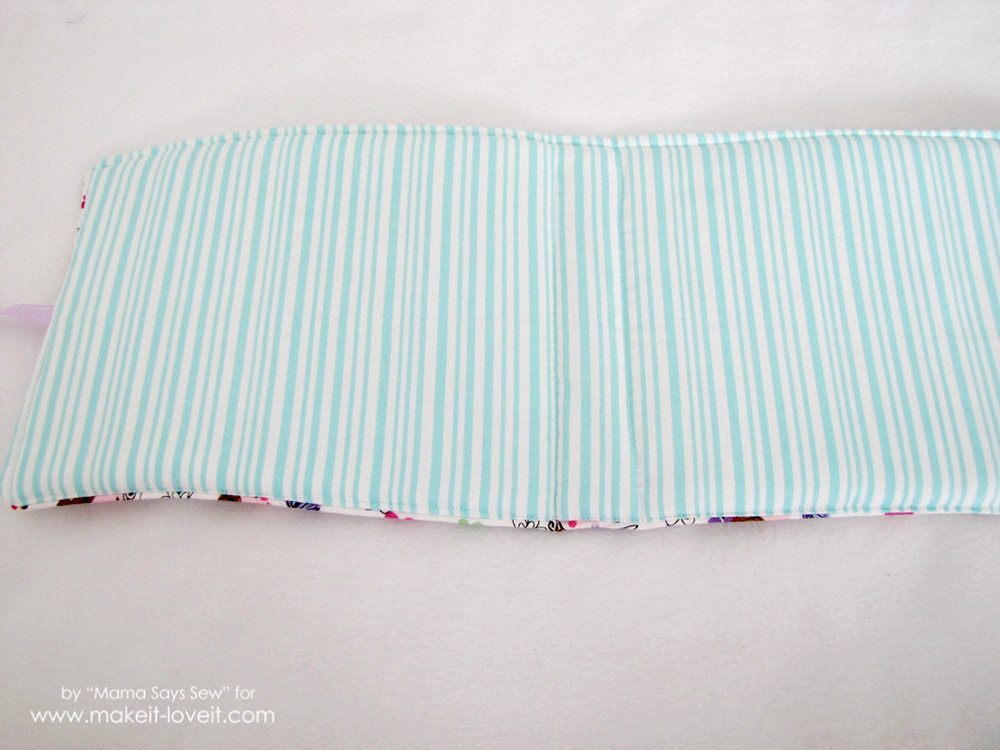 sew a fabric photo album (9)