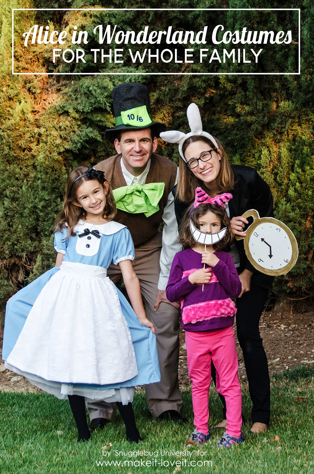 Alice In Wonderland Costumes – For The Whole Family!