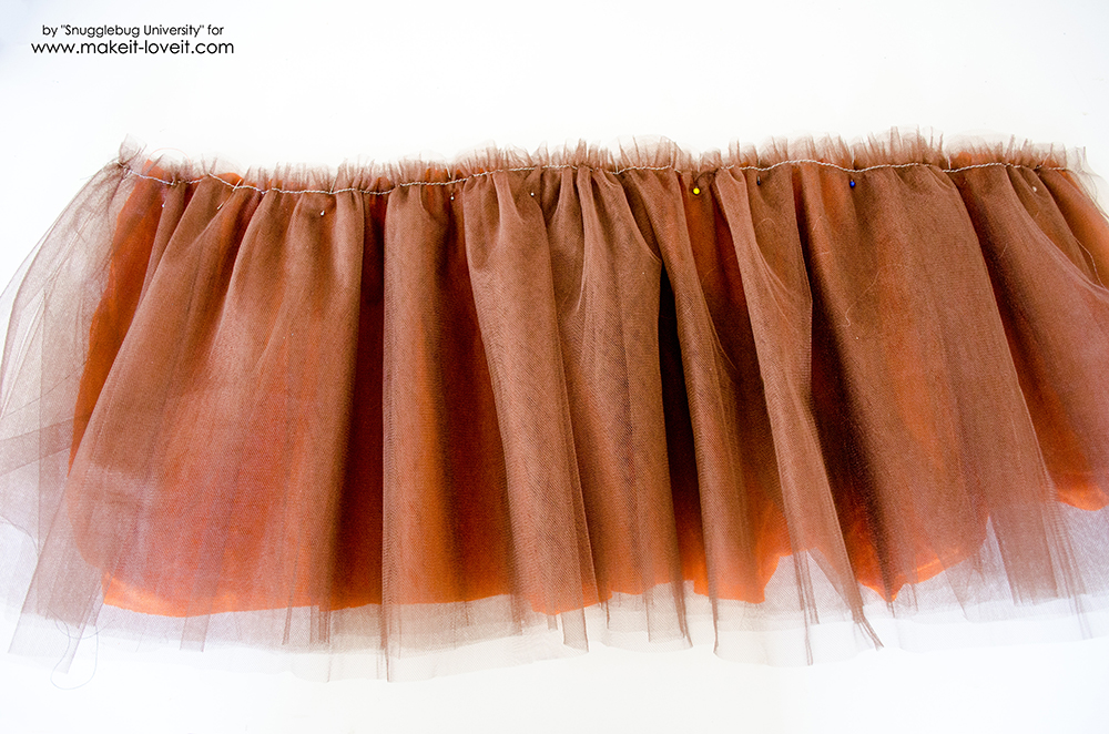 Tulle Skirt with Ribbon Flowers (4)