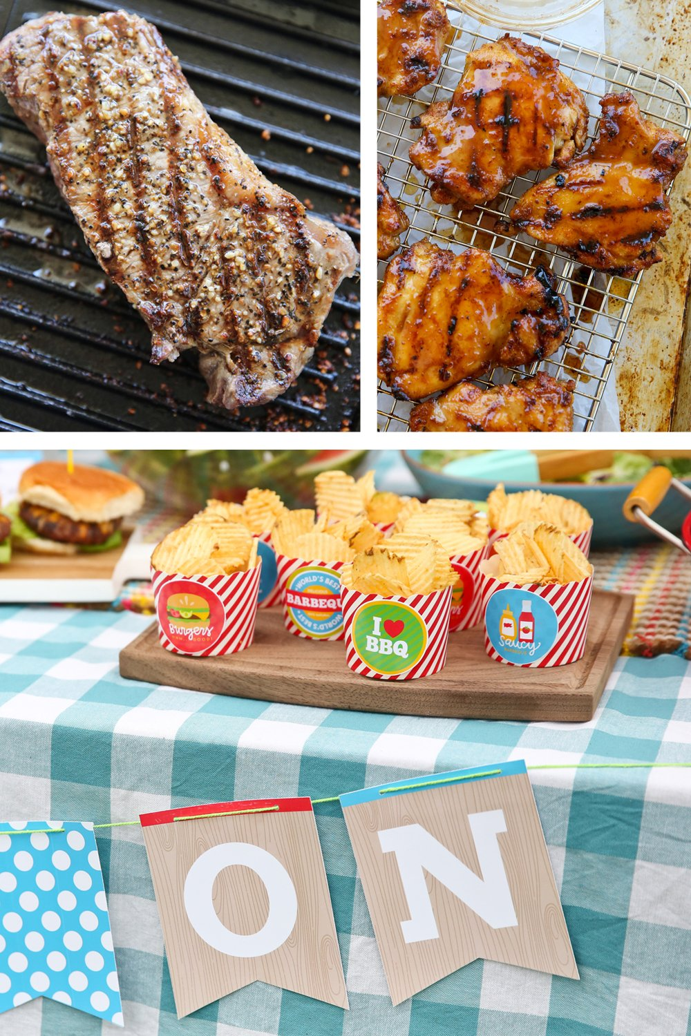 It's BBQ Time!!! (...plus, an exclusive FREEbie!)