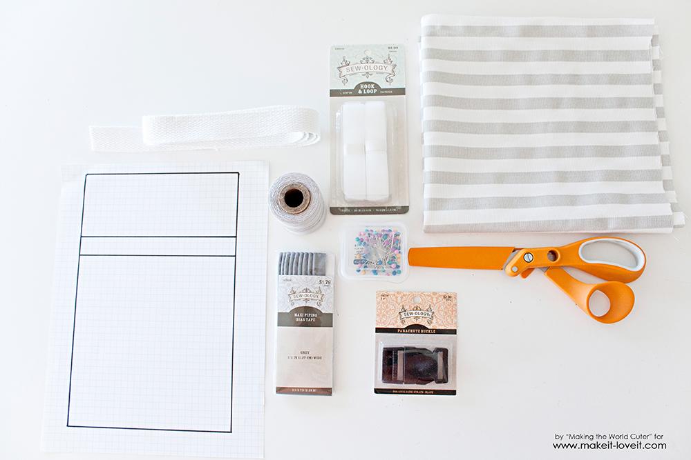 simple disney purse tutorial (1)