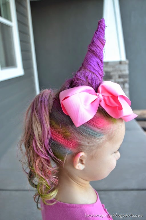 25 Clever Ideas For Quot Wacky Hair Day Quot At School