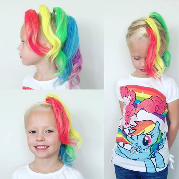 Super 25 Clever Ideas For Wacky Hair Day At School Including Hairstyle Inspiration Daily Dogsangcom