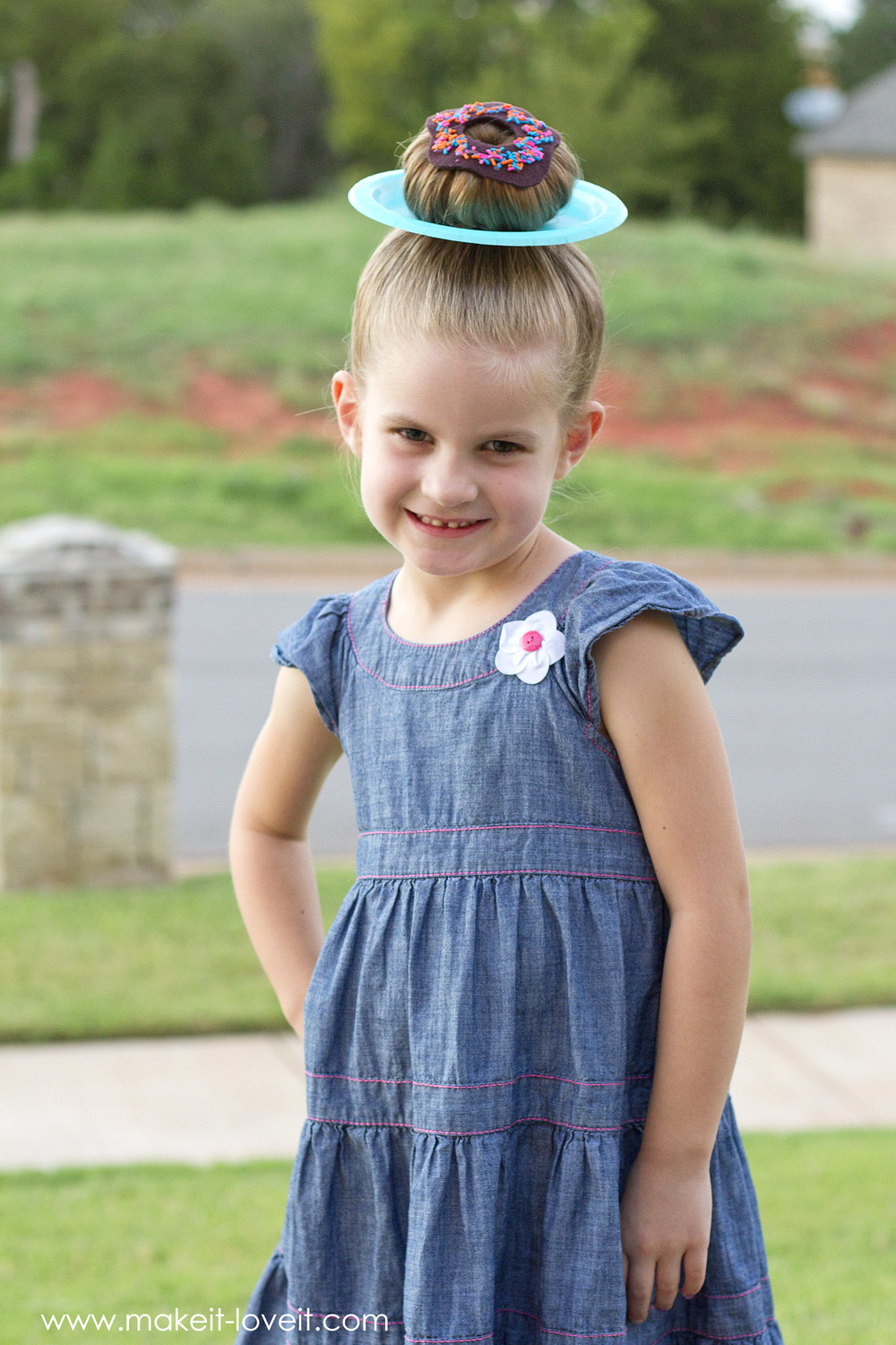 """25 CLEVER IDEAS for """"Wacky Hair Day"""" at SCHOOL!! 