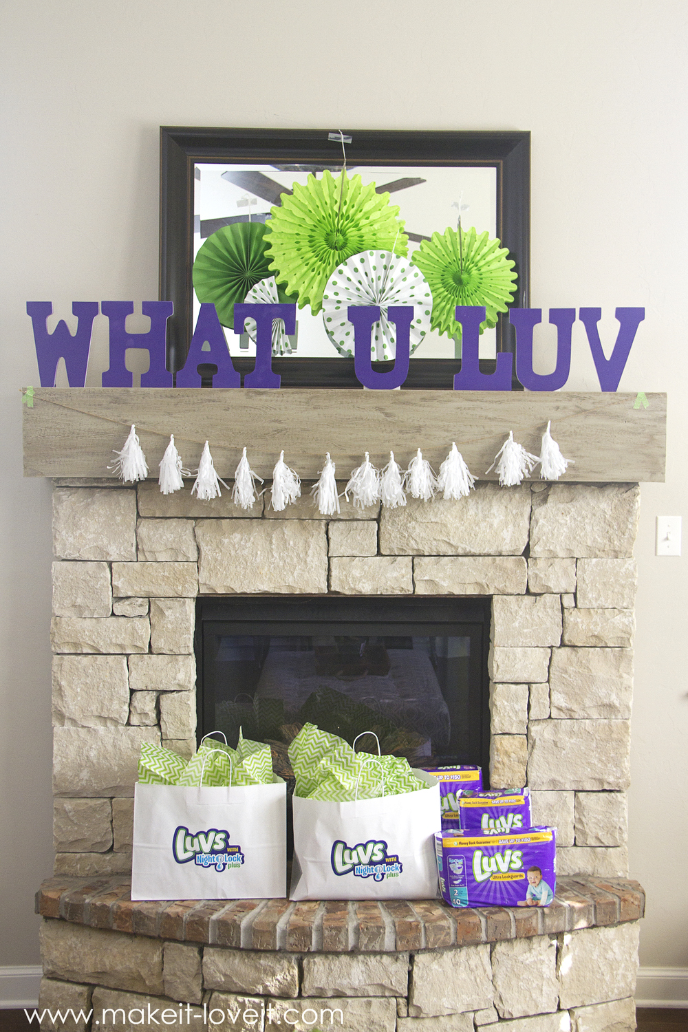 """What U Luv"" - a party for toddlers! 