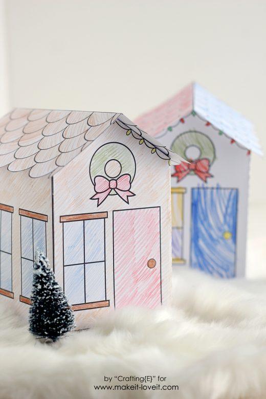 printable-3d-christmas-houses-13