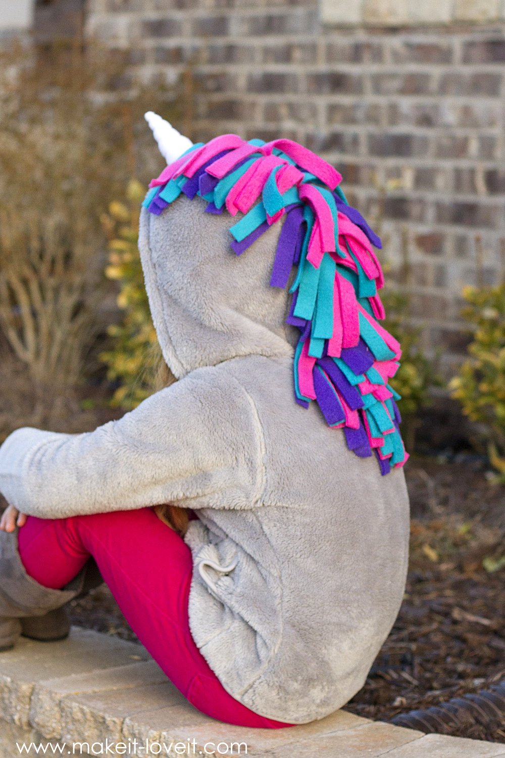 make a unicorn hoodie in 30 minutes make it and love it