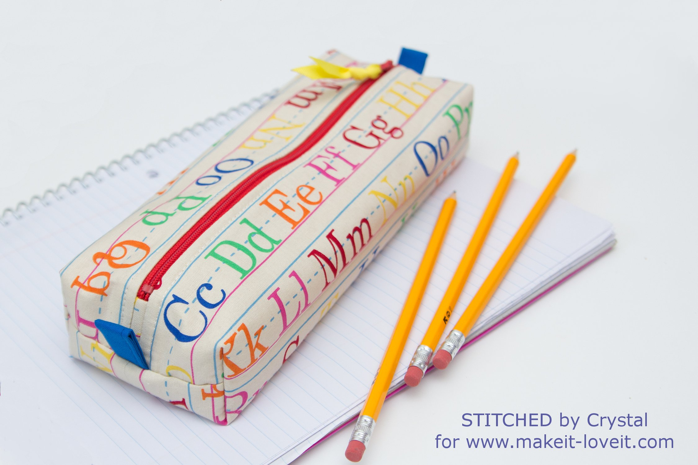 I am a pencil box essay